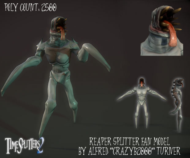 Fan Model - Reaper Splitter