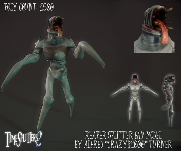 Fan Model - Reaper Splitter
