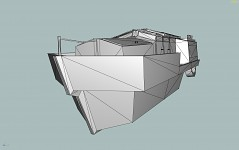 Armored boat concept :D
