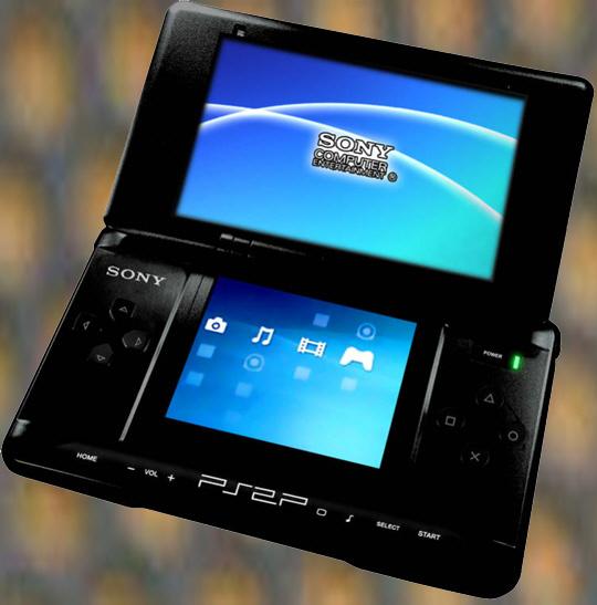 A weird PSP 2