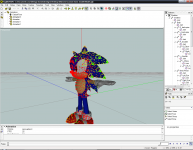 Custom Sonic model 2 - Weight rig progress