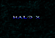 Halo x logo 2 improved