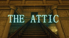 The Attic Wallpaper