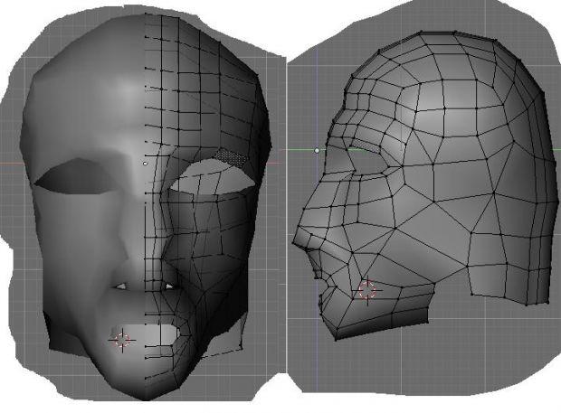 Face test