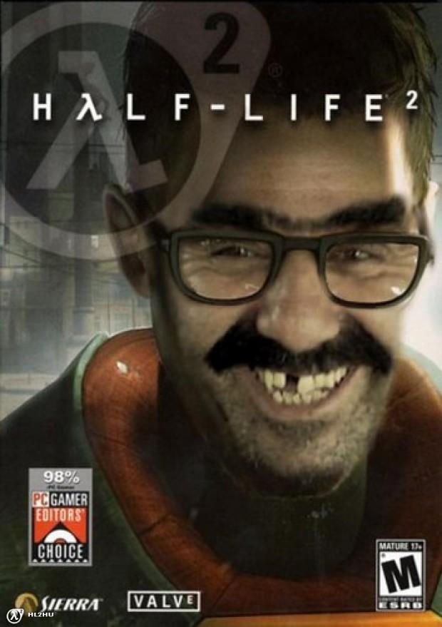 Magyar Half life 2 :D