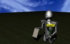 Even Sadder Bot with No Eyes ;(