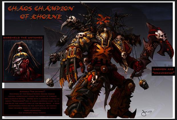 Khorne - The Blood God image - Sanguinius - Mod DB
