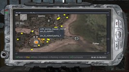 SoC PDA Map Stalker Spots Debug