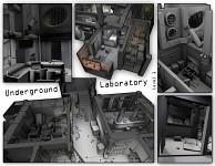 Underground Laboratory Concept