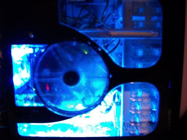 My Intel Core I5 750