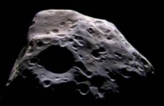 Some Saturn Moon Pictures
