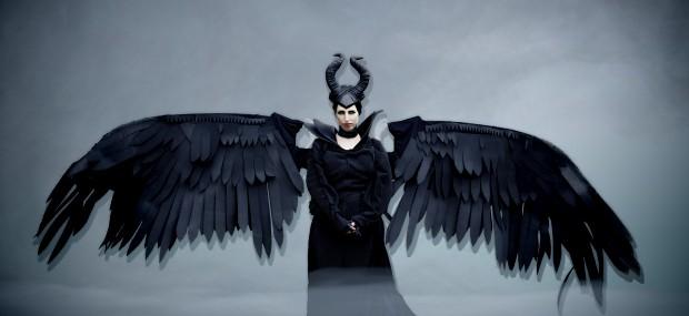 Maleficent - photoshop by Dennis Schenkel
