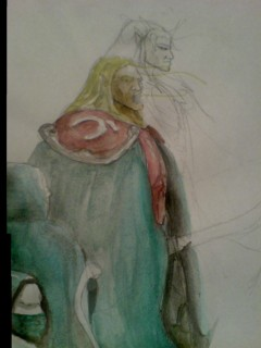 Concept of Thranduil