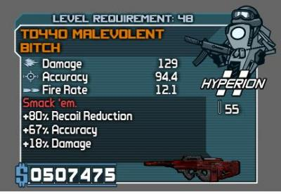 Borderlands is awesome