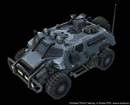 EU Light Recon Vehicle