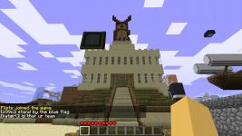 My sand castle :D