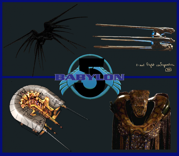 Homeworld vs Babylon5