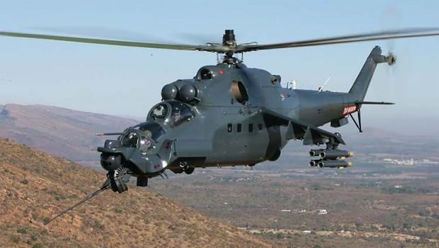 "Mi-35 ""Super Hind"""