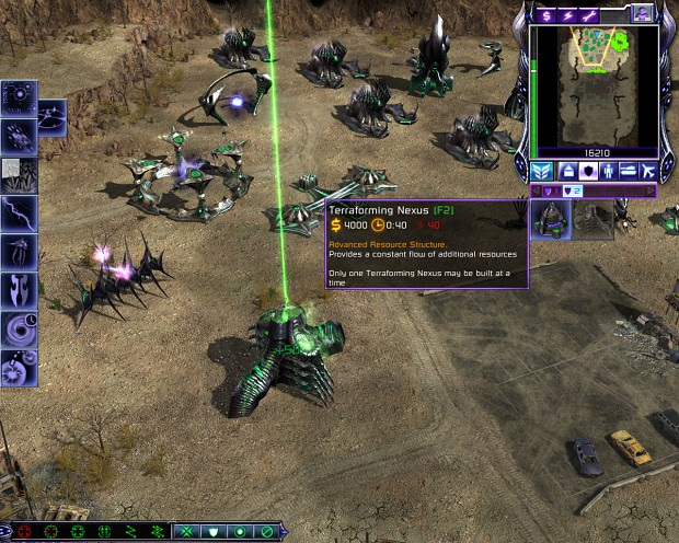 Scrin Terraforming Nexus