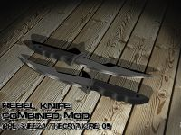 Rebel Knife for Combined mod
