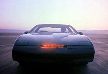 Knight Rider to the Future
