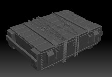 BTR-80 Crate