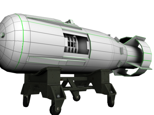 Atom Bomb - Work in progress