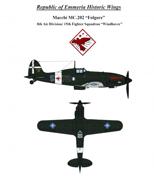 REAF MC.202