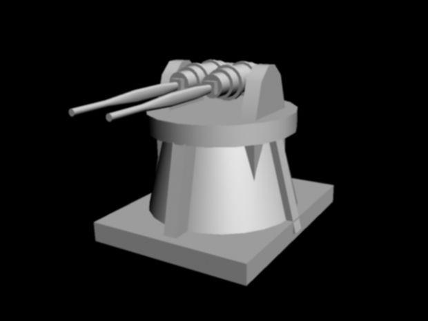 Taurus Gatling Gun Defence (T.G.G.D)