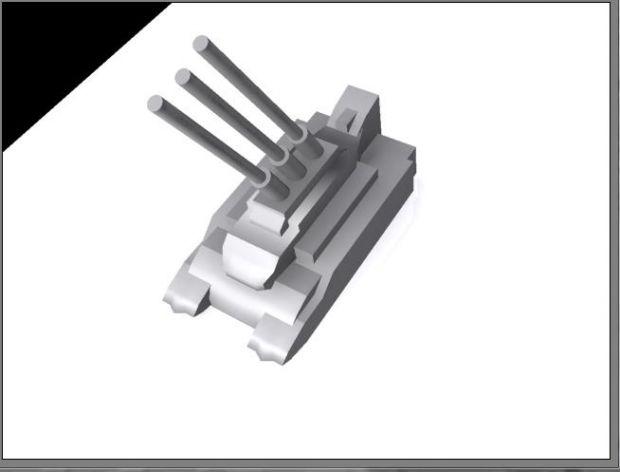 X-52 chineese artillery