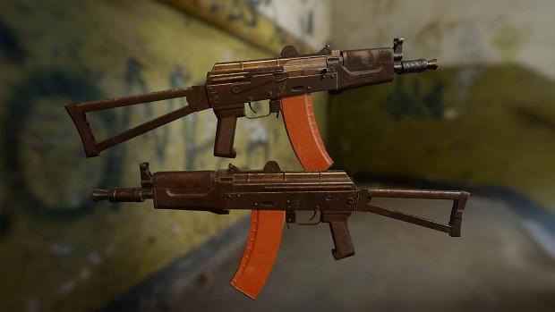 Old AKs74u
