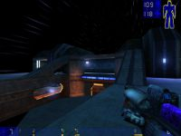 UT2004 Shock Rifle in Unreal Tournament