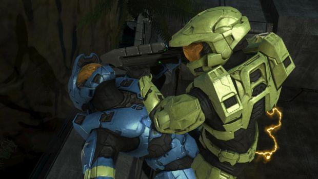 Halo: Peace out sucka