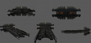 ShadowBroker Style Heavy Ship