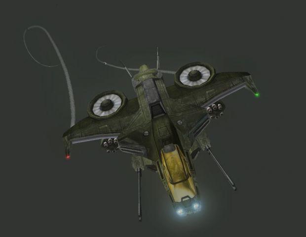 CMT SPV2 Sparrowhawk