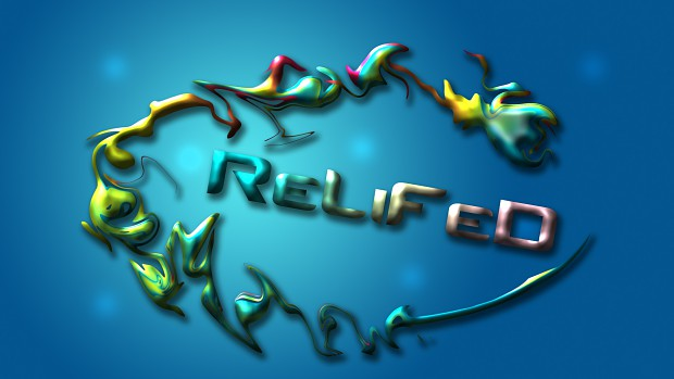 ReLiFeD Wallpaper - Photoshop