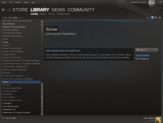 New STEAM UI predicts future!