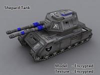 Shepard Tank