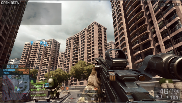 Battlefield 4 Bèta Fully Maxed Out