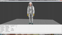 Black Mesa Cleansuit Scientist