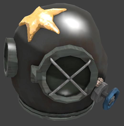 tf2 dive helmet