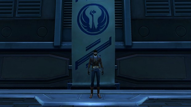 Star Wars: The Old Republic: Jedi Knight