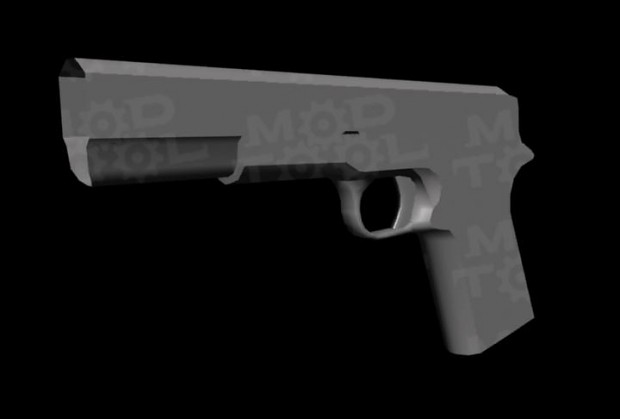 Colt.45 taking shape