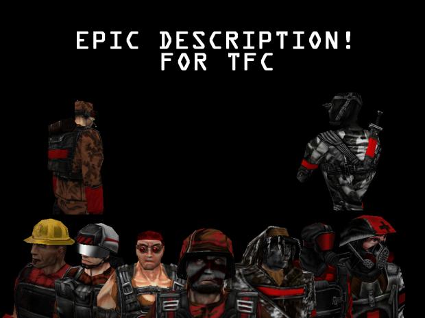 Epic Description for tfc