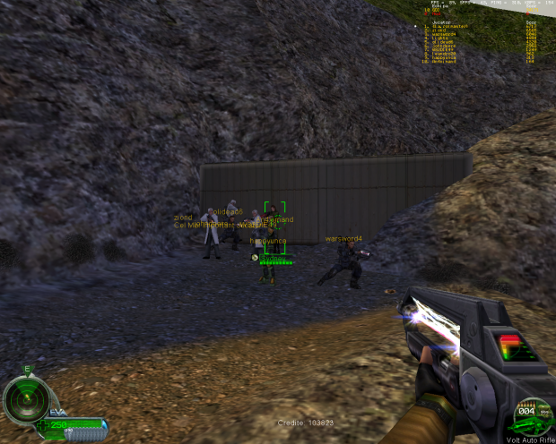 Sla Mutant Co-Op - Players