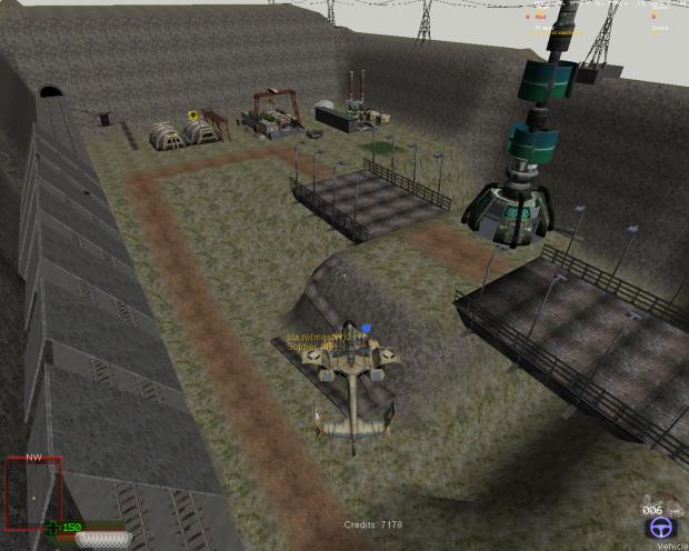My newest map (TTW_Badlands)