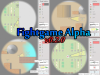 Fightgame Alpha v0.2.0 out!