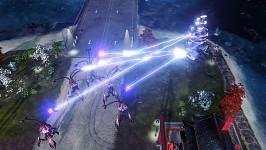 Laser beams!