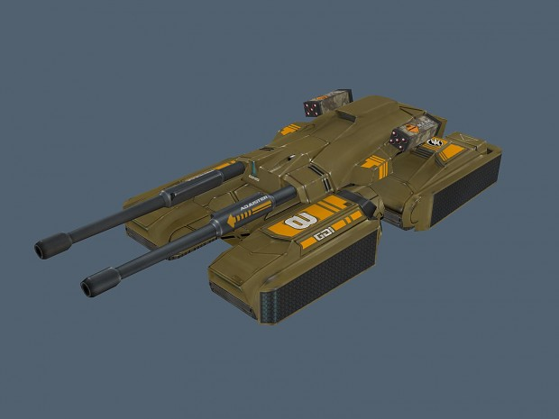 Mammoth tank GD29 mkIV