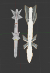 Weapons in Hawx